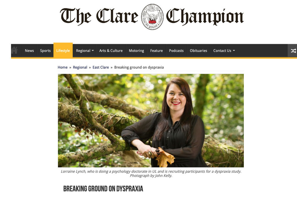 NEWS Articles - LORRAINE LYNCH - CEO AND FOUNDER